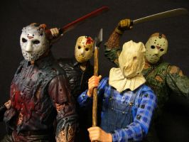 Jason, In Your Face by Police-Box-Traveler