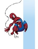 The Amazing Spider-Man by WarBrown