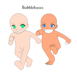Toddler Chase Base by BubbleBases