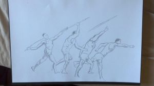 Javelin Movement Sequence by PaulDS89
