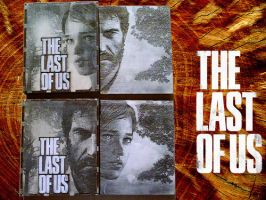 LAST Of US PS3 WoodBoxEdition by WoodBoxEdition