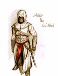 Altair Ibn La' Ahad by Sally78