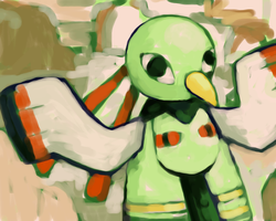 xatu by SailorClef