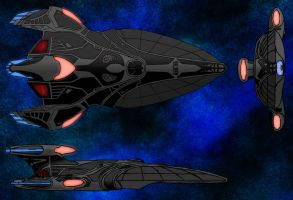 U.S.S. Enchanter by agenttomcat