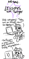 Lessons with Twilight by Spurkeht
