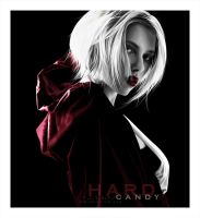 Hard Candy: Scarlett Johannson by davidnanchin