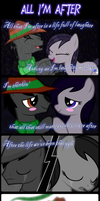 All I'm After (1 Year Anniversary) by Shadowpredator100