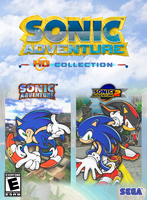 Sonic Adventure: HD Collection by CaptainSecondbest