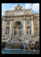 FONTAINE DE TREVI by SisMisBoy