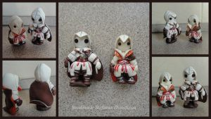 Little Big Planet in Assassin's Creed costume by MrsEfi