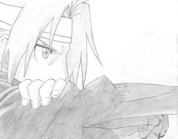 Edward Elric by NayruElric