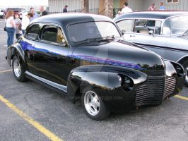 1941 Chevy - Lookin Back by Qphacs