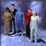 Regular Sims by Mikeyfan93