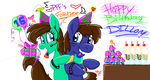 Happy 15th Birthday Dillon! by HufflepuffRave