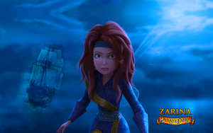 THE PIRATE FAIRY: #3 - ZARINA by CSuk-1T