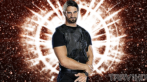 WWE: Seth Rollins GFX by TheRatedRViper1
