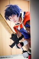 Ike (Fire Emblem) - Cosplay #1 by Echolox