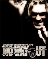 Poster No Way Out 2009 by SentonB