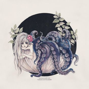 Octopus by LoveSoup
