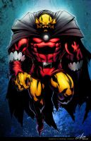 The Demon Etrigan by JPM by station01