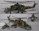 My First Kit On A Helicopter In 1:72nd Scale. by Alan-the-leopard