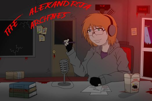 The Alexandria Archives by BloodySoldier007
