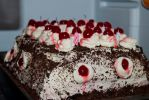 Black Forest Cake by x0Madison0x