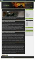 SEOMinds Gaming Blog by moDesignz