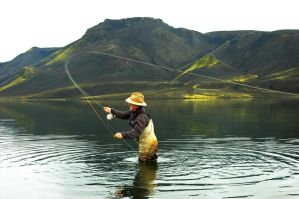 flyfishing by icelander66