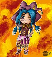:GIFT: Chibi Marion by Elythe