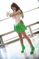Sailor jupiter by Hellena88