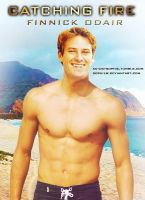 Armie Hammer as Finnick Odair by Soph-LW