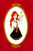 Ginny by LaraInPink