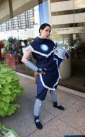 Sokka Cosplay by daPatches