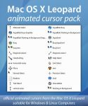 Mac OS X Animated Cursor Pack by uselessdesires