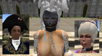 Marie Antoinette and the Iron Mask #2 by alpe4