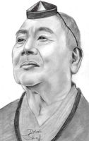 Man from Asia by Dalilama