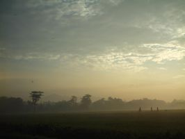 morning sky 2 by blur-stock