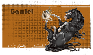 Hamlet by Moon-illusion