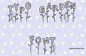 font 2 by Trending