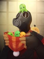 TF2: Pyro by ShinySoul