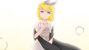 Kagamine Rin : Synchronicity by ChatarinaTSP
