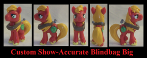 Show-Accurate Big Macintosh by Gryphyn-Bloodheart