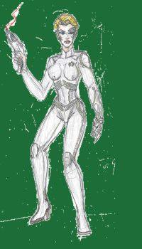 Seven Of Nine by theaven