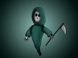Green Reaper by StevenZer