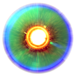 Eye Of The Disk by Blackhole12