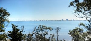 Pensacola Beach Panoramic by Raysperspective