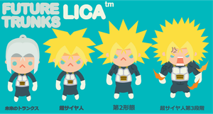 LICA future trunks USJ by bunnypistol69