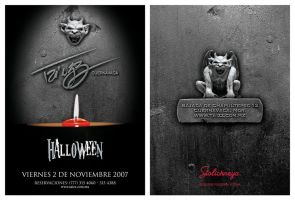 Halloween Taizz Flyer by INSAX