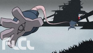 FLCL on your PSP by Syros